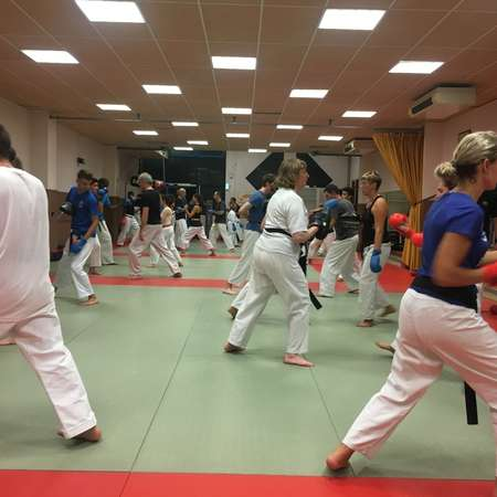 STAGE DECOUVERTE KARATE